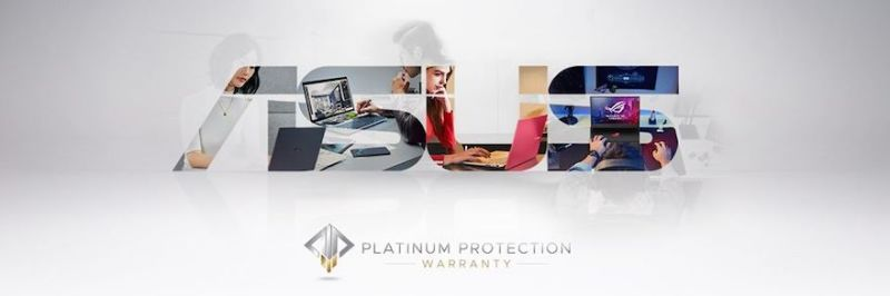 What is an ASUS Platinum Protection Warranty? | Good Guy Gadgets