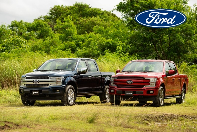 Ford Philippines is launching today the internationally-renowned Ford F-150 pickup truck   Good Guy Gadgets