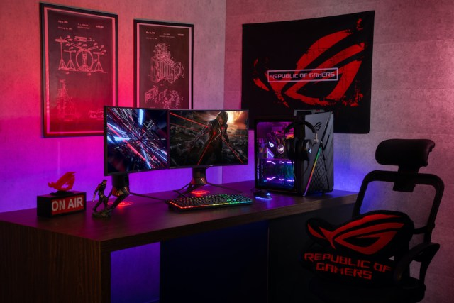 The ROG Strix G35DX promises the power of the 3rd Generation AMD Ryzen processors   Good Guy Gadgets