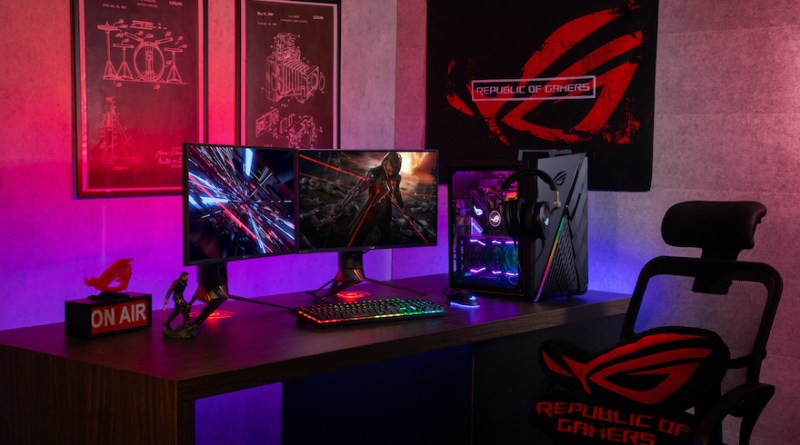 The ROG Strix G35DX promises the power of the 3rd Generation AMD Ryzen processors | Good Guy Gadgets