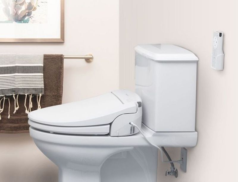 Bidet toilet seat is so popular in Japan due to the Japanese people's concern about cleanliness combined with economic growth. | Good Guy Gadgets