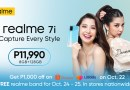 The realme 7i launch was headlined by certified kakaibabe Donnalyn Bartolome, the official face of realme 7i.   Good Guy Gadgets