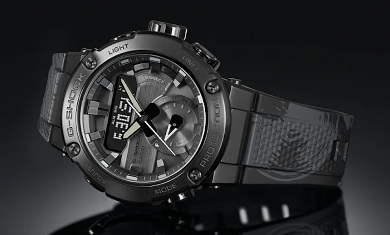 G-Shock G-Steel x Formless Tai Chi Edition GST-B200TJ-1A | Good Guy Gadgets