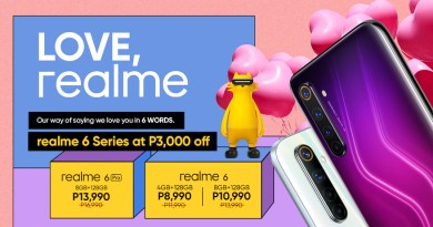 The realme 6 Series comes with new price, starts at Php 8,990   Good Guy Gadgets