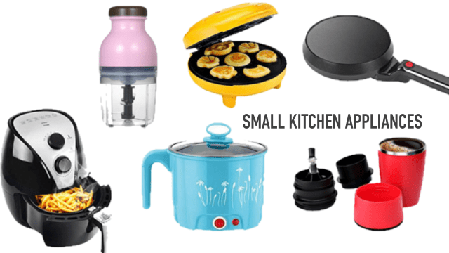 5 Kitchen Appliances that can offer you more space at Home   Good Guy Gadgets