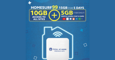 HomeSURF99 now offers 15GB for 5 days with Globe At Home Prepaid WiFi   Good Guy Gadgets