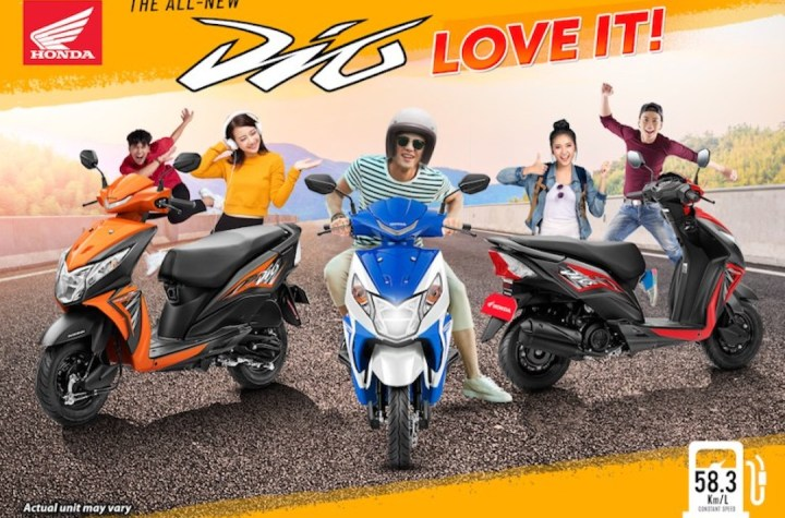 A Scooter You'll Surely Love: The All-New Honda DIO | Good Guy Gadgets