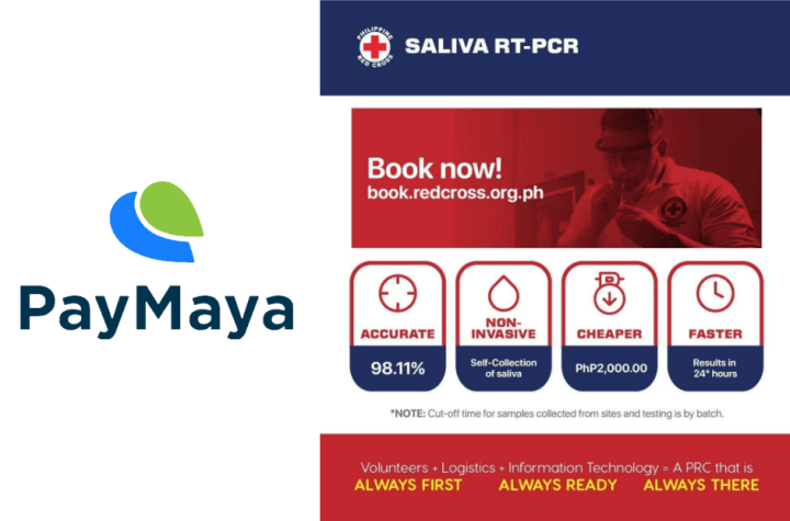 PayMaya powers cashless payments for Philippine Red Cross | Good Guy Gadgets
