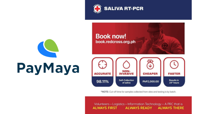 PayMaya powers cashless payments for Philippine Red Cross   Good Guy Gadgets