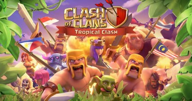 'Clash of Clans - Tropical Clash', celebrate friendship with your favorite SEA CoC players! | Good Guy Gadgets