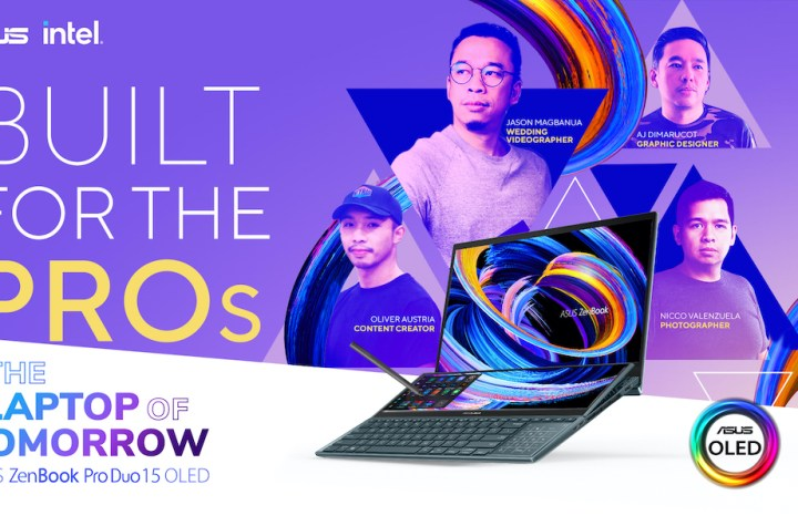 Built for the Pros: ASUS ZenBook Pro Duo 15 OLED announced in the Philippines   Good Guy Gadgets
