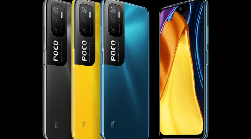 """POCO launches powerful POCO M3 Pro 5G with """"More Speed. More Everything"""" 