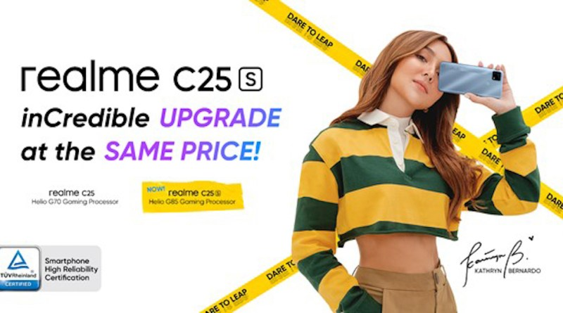 realme C25s launches in PH on June 15, promises incredible upgrade at same price | Good Guy Gadgets