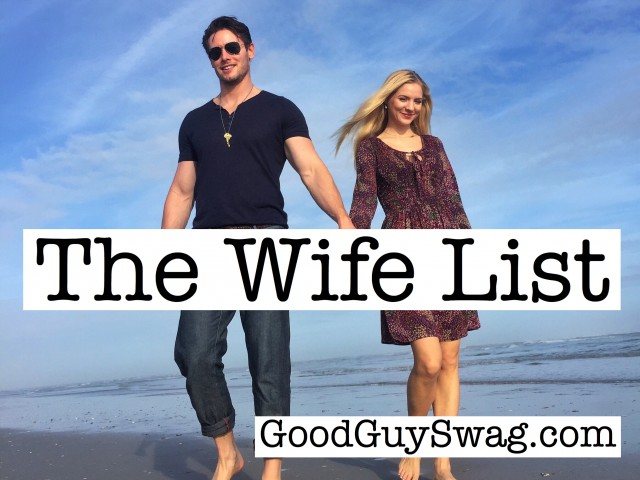 The wife list