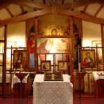 St. Tikhon Seminary Chapel