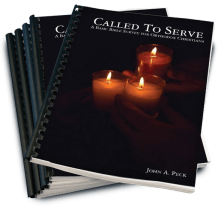 Called To Serve: Bible Survey Workbook for Orthodox Christians