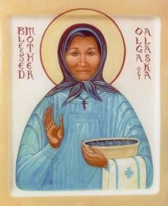 Matushka Olga icon