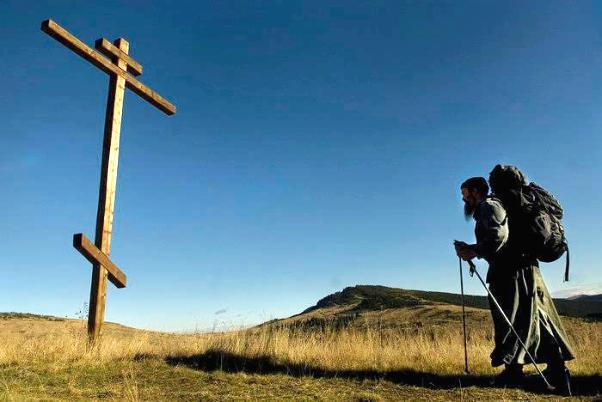 before thy cross