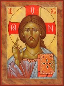 Christ Pantocrator; Michael Kapeluck, Archangel Icons