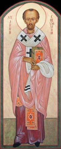 St. John Chrysostom, (Archangel Icons)