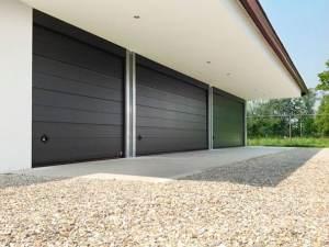 puerta garaje automática 4