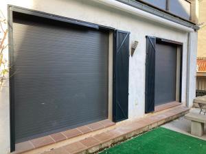 Instalación de 2 Ballestas en piso de Lleida