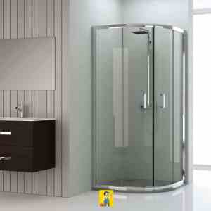 mampara de ducha modelo Niza 2
