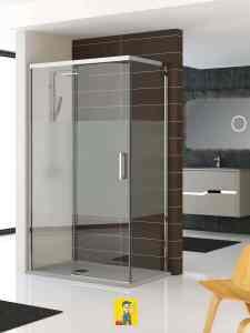 mampara de ducha modelo lyon 1
