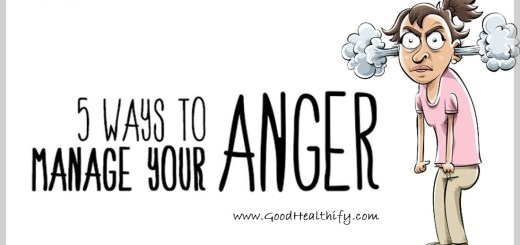5 Ways to Manage Your Anger