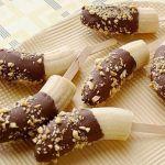 chocobananas3 - Cómo Preparar Receta de Chocobananas