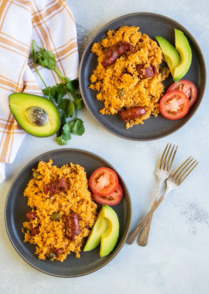 locrio de longaniza - How to Make Longaniza's Locrio Recipe (Dominican Food)