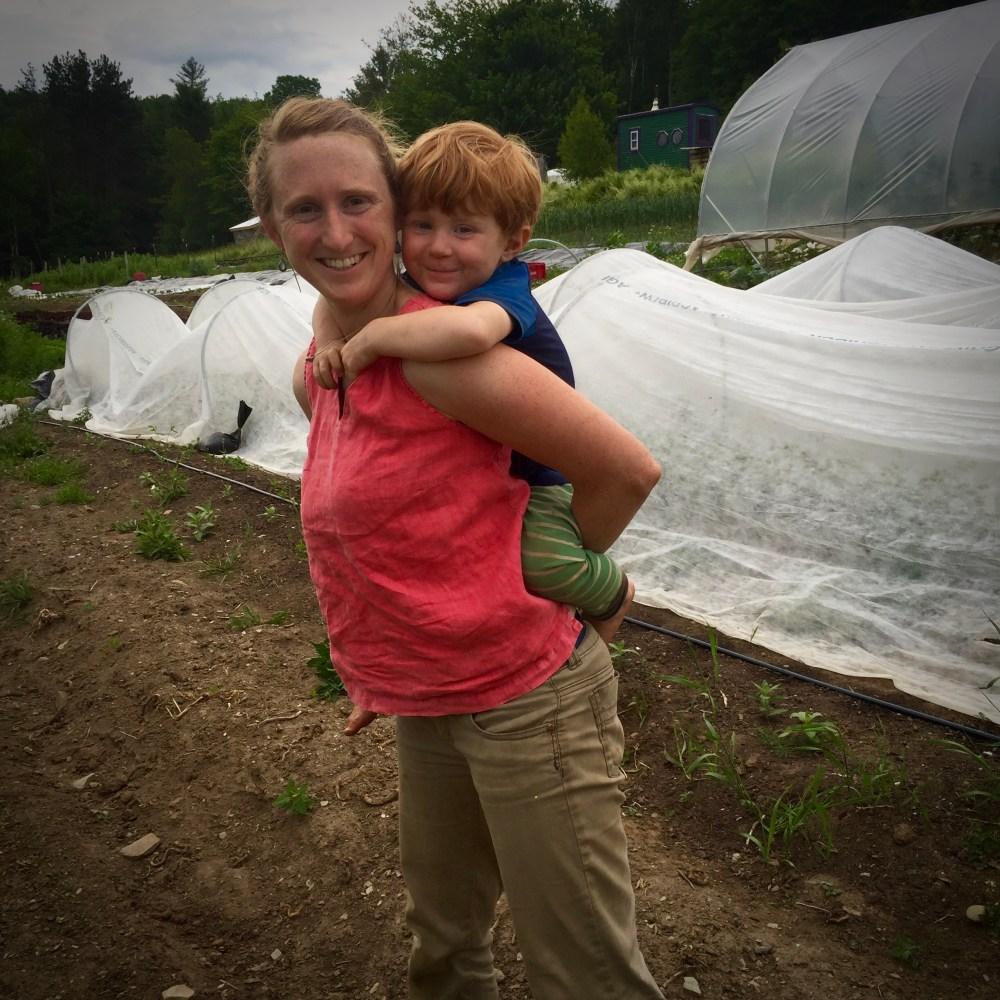 Kate Spring, Good Heart Farmstead
