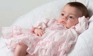 Sarah Louise Infant Girl Dress
