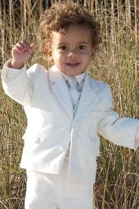 Sarah Louise Boy's Christening Suit