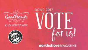 Vote for Goodhearts Children's Shop for 2017 Best of Boston