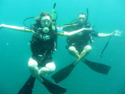 Poseidon Dive Station Hikkaduwa Sri Lanka