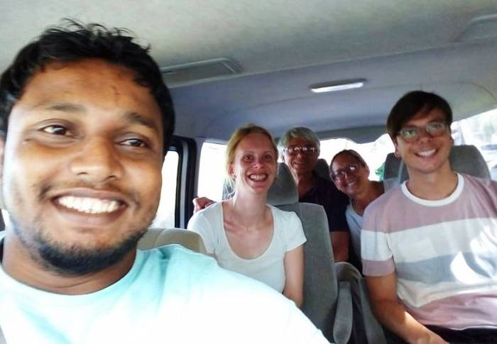 Aluthgama Good Driver Sri Lanka
