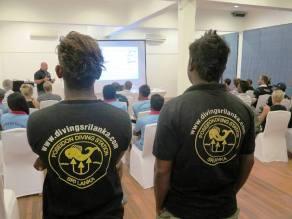 poseiden PADI dive centre sri lanka Hikkaduwa Trincomalee Trinco mirissa