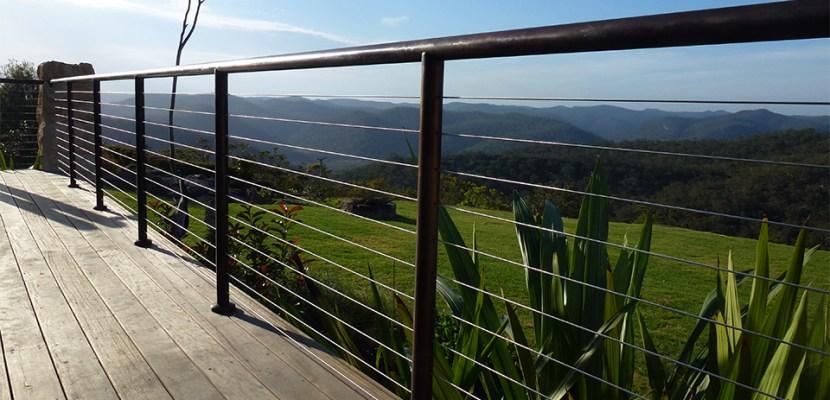 stainless steel balustrades