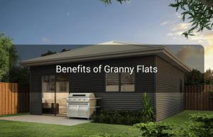 Benefits of Granny Flats