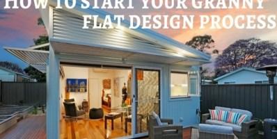 Granny Flat Design Process