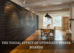 Oversized Timber Floor Boards