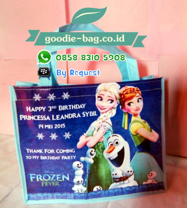 Tas Ulang Tahun Anak Frozen Fever