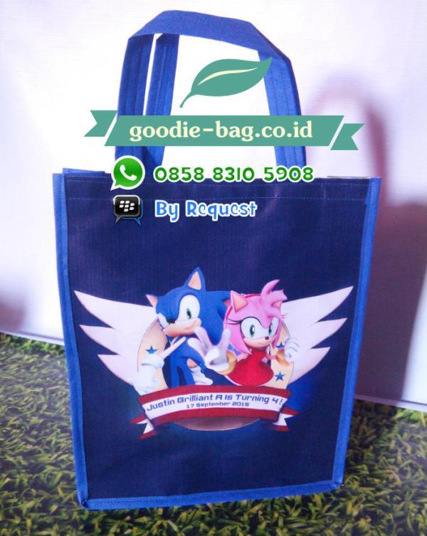 Tas Ulang Tahun Sonic