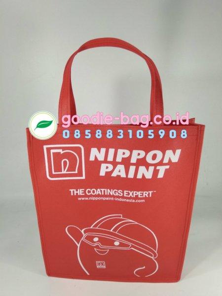 Tas souvenir Promosi Perusahaan Murah Spunbond