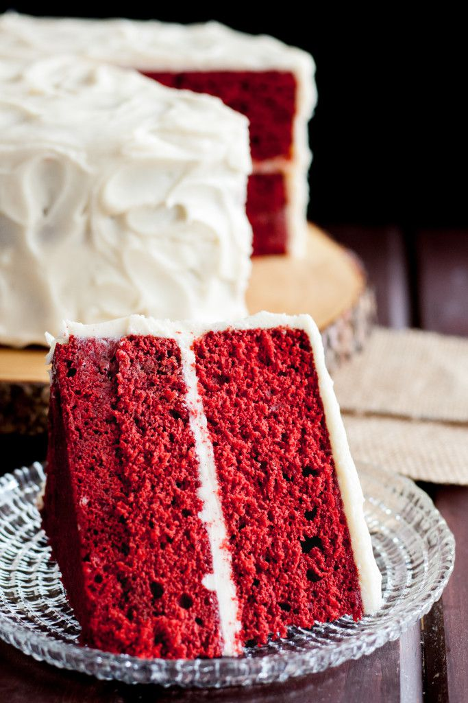 True Red Velvet Cake Recipe
