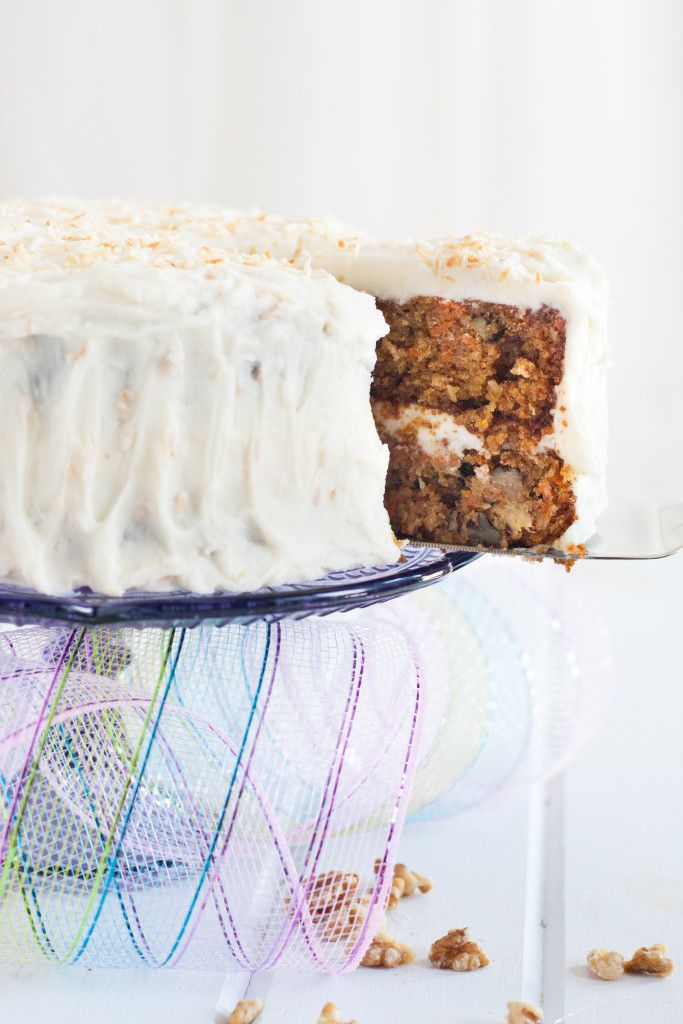 Carrot Cake From Scratch   Goodie Godmother   A Recipe and Lifestyle     Carrot cake from scratch    with a tropical twist  Get the recipe for