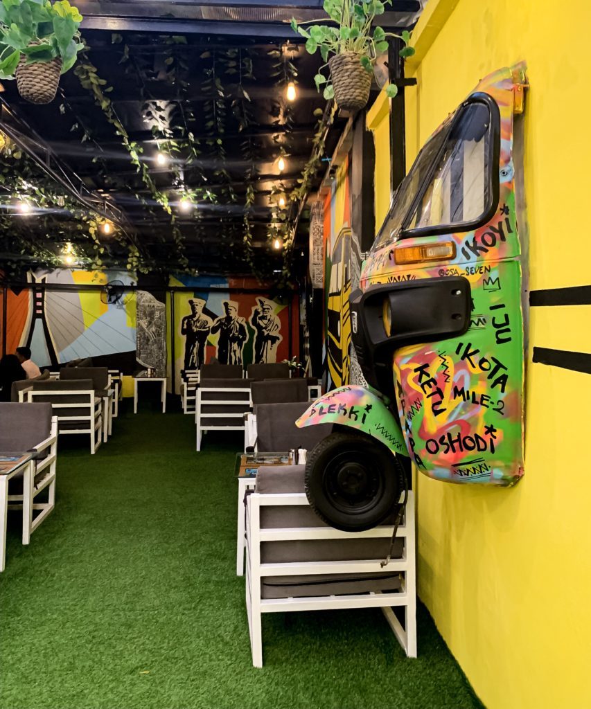 Picture of Lagos Bistro space