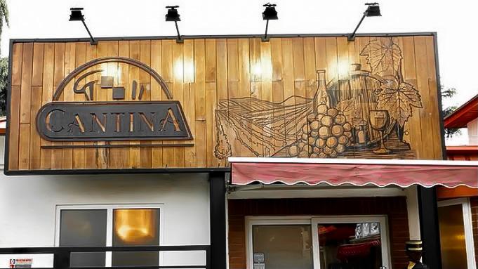 cantina restaurant abuja