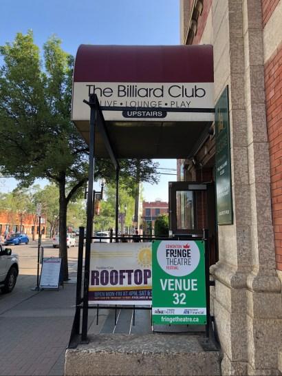 The Billiard Club